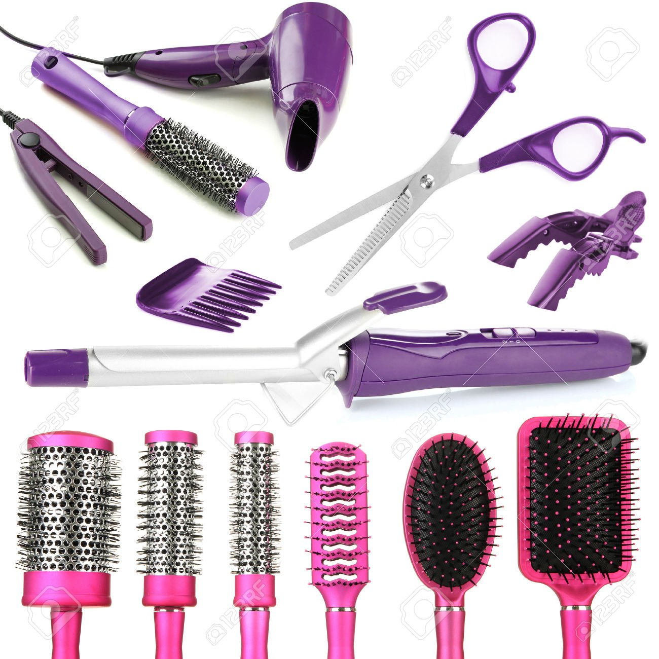 pictures of hair styling tools businesses for 9024